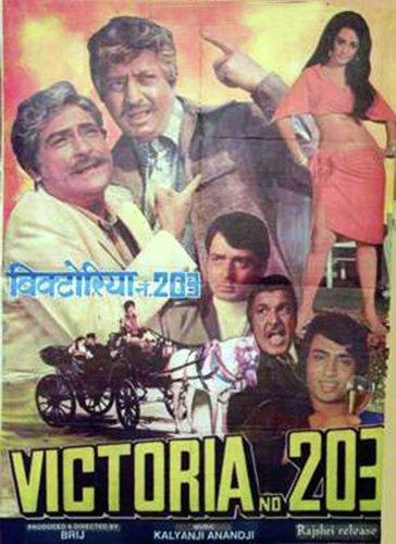 Victoria No. 203 mp3 hindi songs free download