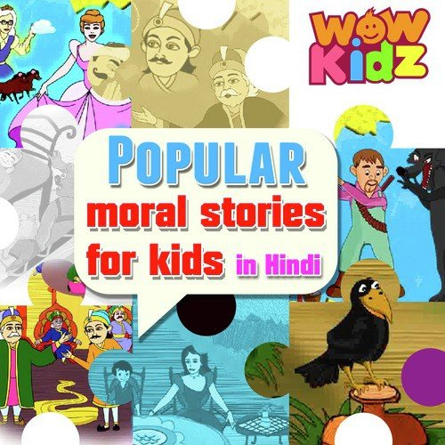 Popular Moral Stories For Kids (In Hindi) - WowKidz - Download or