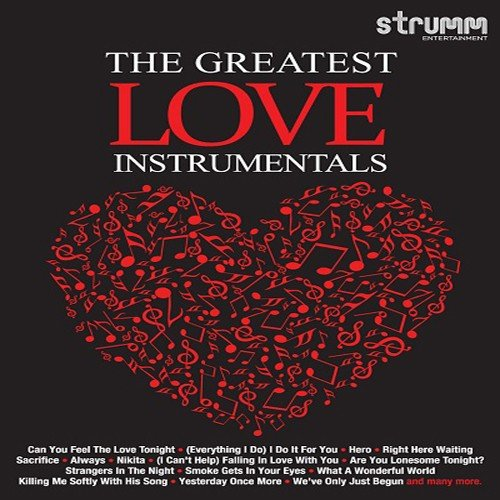 I Can T Help Falling In Love With You Instrumental Song Download From The Greatest Love Instrumentals Jiosaavn