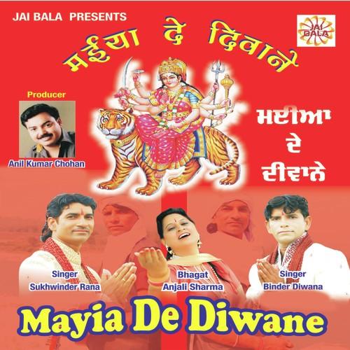 Binder Diwana