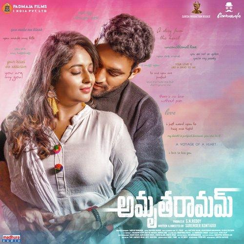 Amrutha Ramam (2020) Telugu Full Movie 720p HDRip 900MB Download