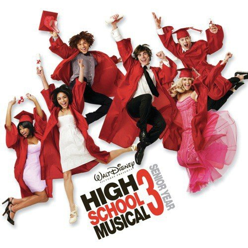 """Right Here, Right Now (From """"High School Musical 3: Senior Year""""/Soundtrack Version)"""