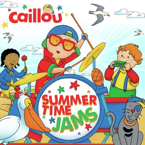 Caillou Theme Lyrics - Caillou - Only on JioSaavn
