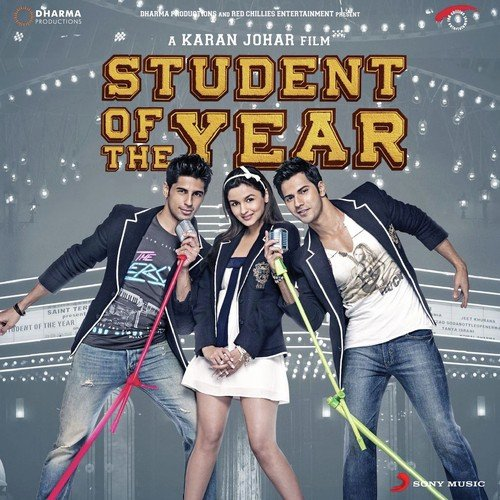 Student of the year full video songs download.
