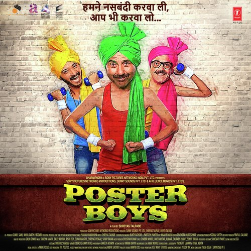 Poster Boys 2017 Download And Watch Full Movie HD