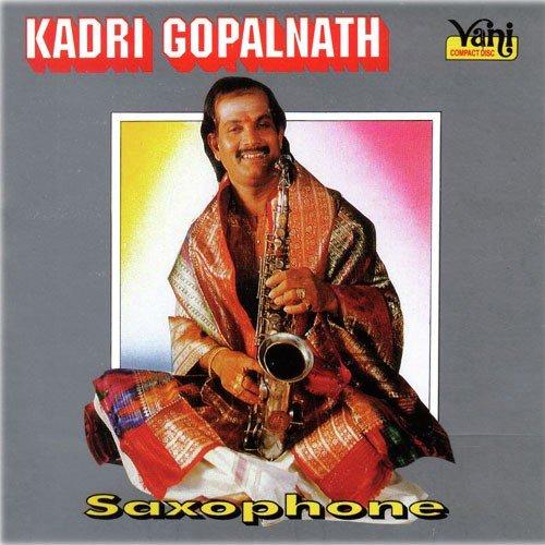 Kadri Gopalnath (Saxophone Vol Ii)