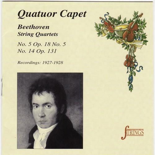 String Quartet No  14 In C-Sharp Minor, Op  131: III