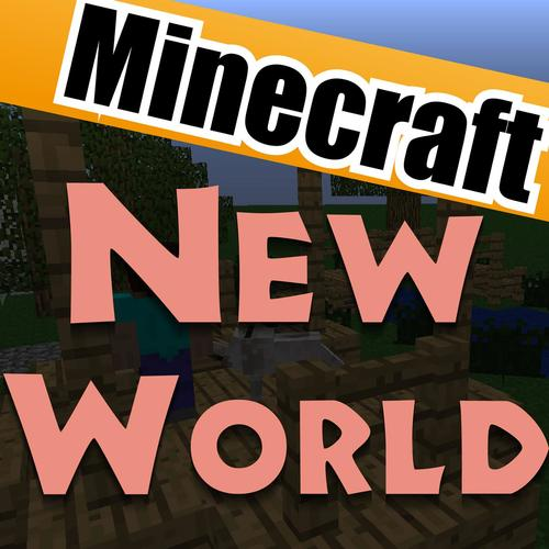 New World (A Cappella) [A Minecraft Parody Of Paradise Song