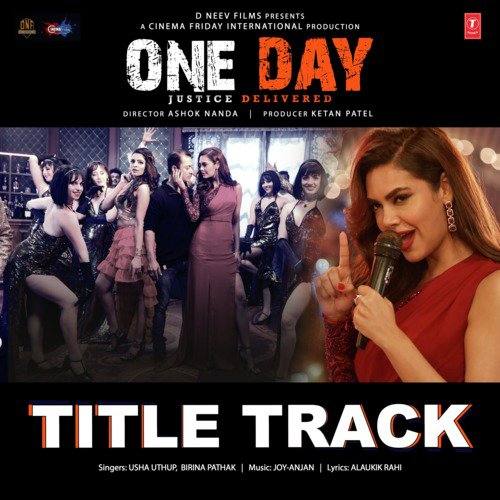 One Day Title Track (From