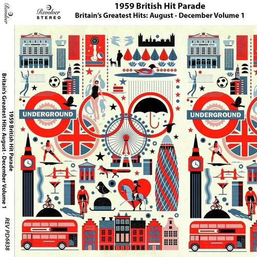 Sorry Song - Download 1959 British Hit Parade Part 2: August