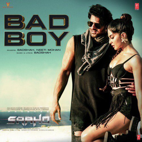 """Bad Boy (From """"Saaho"""")"""