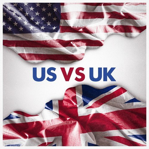 Unsteady Song - Download US Vs UK (InterContinental Hits
