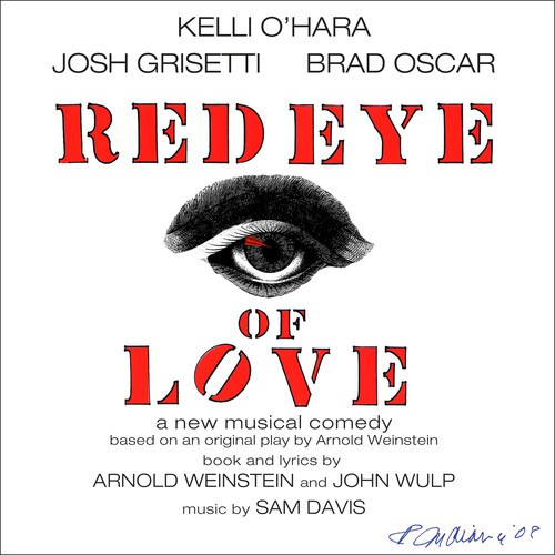 Rain Song - Download Red Eye of Love (Studio Cast Recording) Song