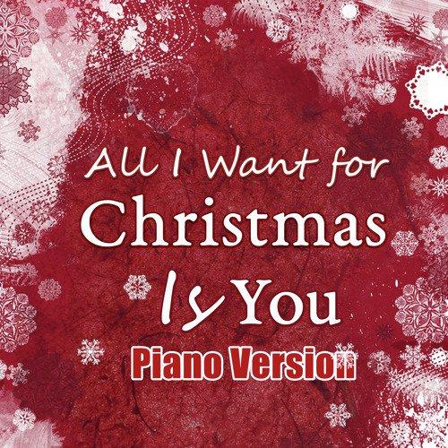 All I Want For Christmas Lyrics.Driving Home For Christmas Piano Version Lyrics