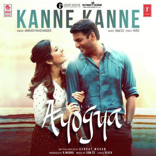 """Kanne Kanne (From """"Ayogya"""")"""