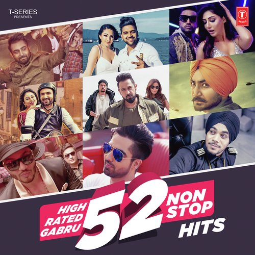High Rated Gabru 52 Non Stop Songs