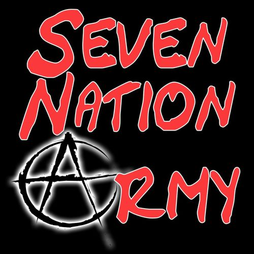 Seven Nation Army Lyrics - SEVEN NATION ARMY  - Only on JioSaavn