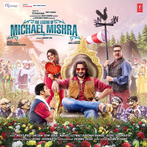 Nikhatoo - The Legend of Michael Mishra (2016)