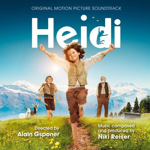 Heidi (alain gsponer's original motion picture soundtrack) by niki.
