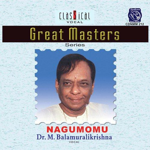 Nagumomu Dr Balamurali Krishna