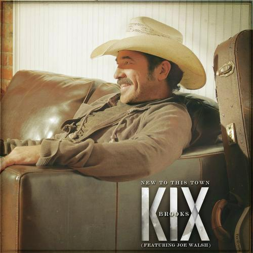 Listen to New To This Town (Featuring Joe Walsh) Songs by Kix Brooks