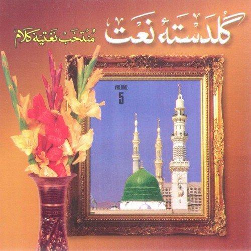 Rehmat Baras Rahi Hai Muhammad Ke Sheher Mein Lyrics - Fasih