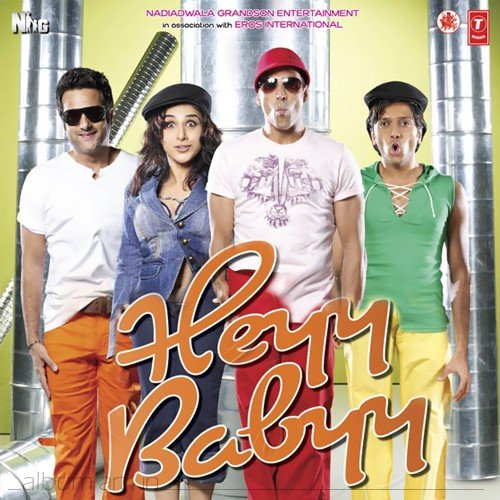 Mast Kalandar Song - Download Heyy Babyy Song Online Only on