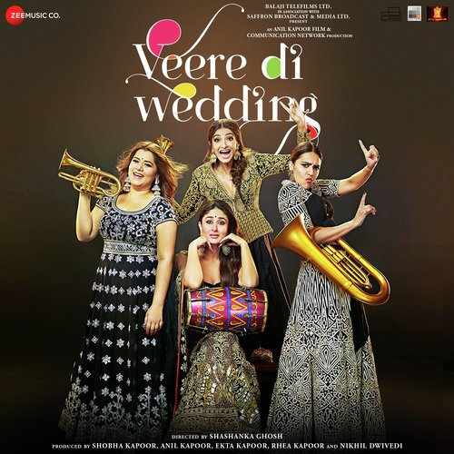 Tareefan Song - Download Veere Di Wedding Song Online Only on JioSaavn