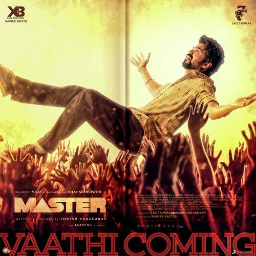 vaathi coming master song vaathi coming master jiosaavn