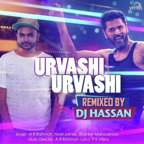 Urvashi Urvashi Remix Songs