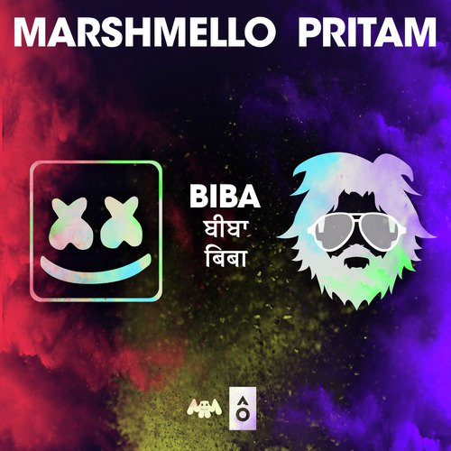 Listen to BIBA Songs by Marshmello  Pritam Chakraborty