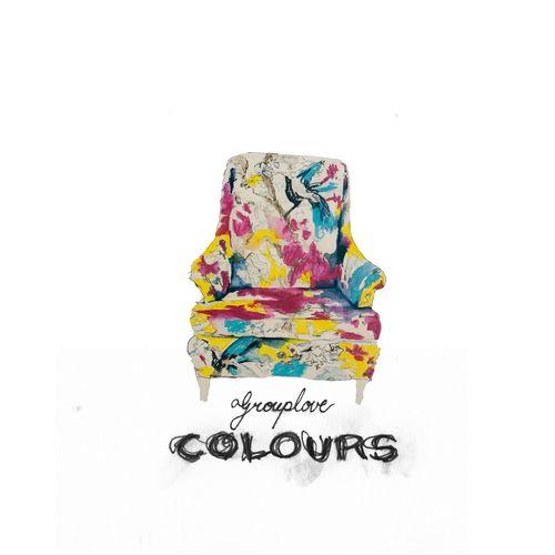 Colours Captain Cuts Remix Lyrics Grouplove Only On Jiosaavn