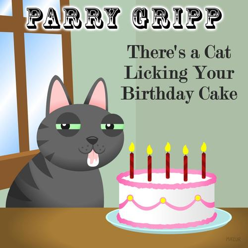Theres A Cat Licking Your Birthday Cake Songs