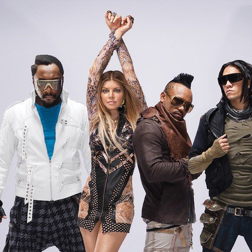the black eyed peas - top albums