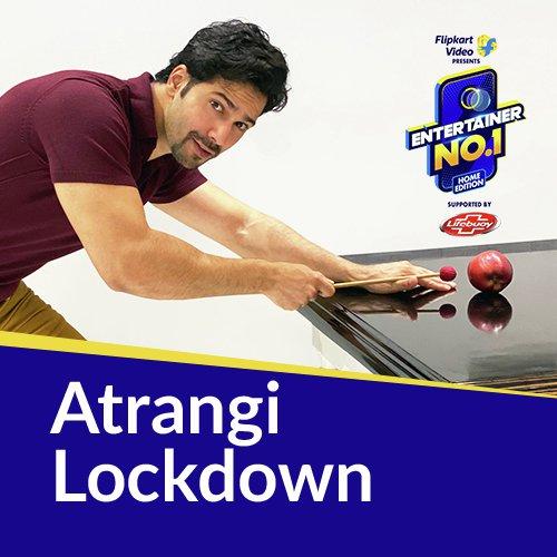 Atrangi Lockdown By Flipkart