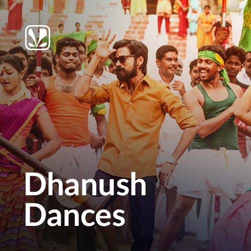 Dhanush Dances