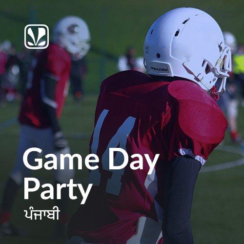 Game Day Party - Punjabi