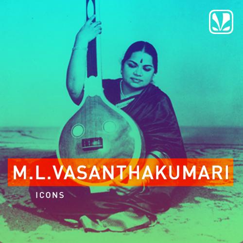 Icons - M L Vasanthakumari