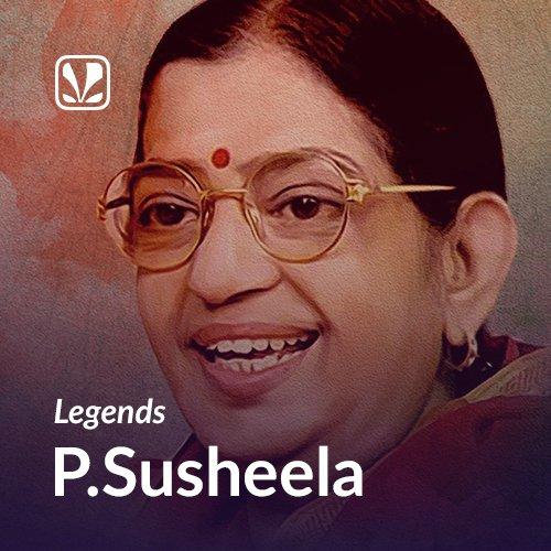 P Susheela - Pure Classics Tamil