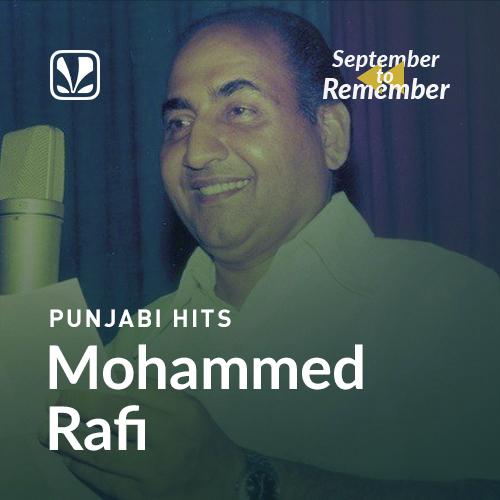 Punjabi Hits - Mohammed Rafi