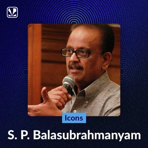 Icons - S. P. Balasubrahmanyam