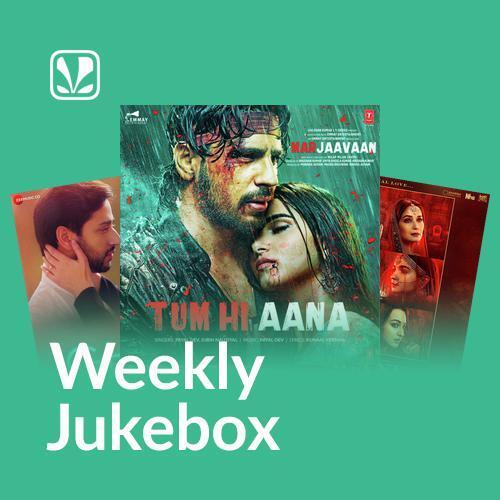 Bollywood Romantic - Weekly Jukebox