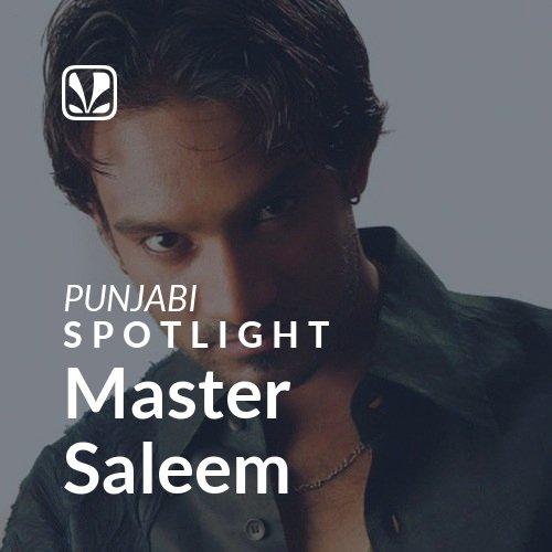Master Saleem - Spotlight