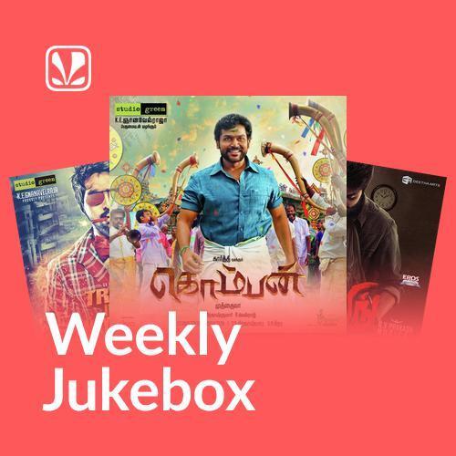 Kollywood Hits - 2015 - Weekly Jukebox